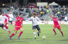 La selecció absoluta torna a escena amb el doble compromís contra Turquia i França