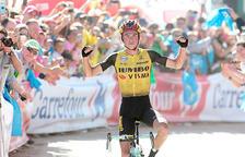 Roglic s'apropa al triomf a la general de la Vuelta