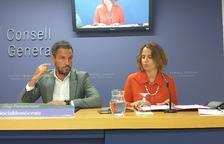 El PS critica la gestió de l'executiu sobre l'habitatge