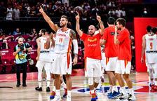 Espanya i Argentina, a la gran final