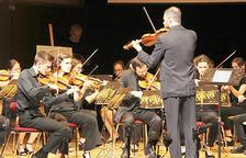 Experiment sensorial al concert de Meritxell