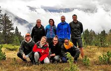 Quatre joves del projecte 'Road Trip' visiten el Principat