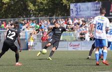 Un gol de Casadesús en l'últim minut fa líder a l'FC Andorra