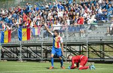 L'FC Andorra suma un punt amb bon sabor (0-0)