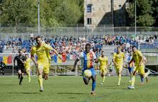 L'FC Andorra empata i manté el lideratge
