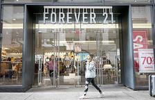 La fallida de Forever 21