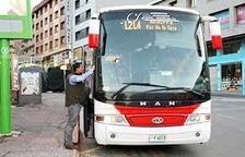 Bus al Pas de la Casa
