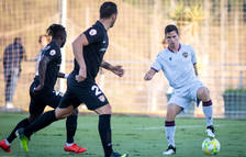 L'FC Andorra frega el triomf però l'Atlètic Llevant acaba empatant