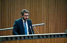 """Jover es nega a fer """"hipòtesis"""" sobre el futur del concurs per a l'explotació de casino"""