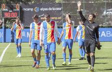 L'Andorra vol retrobar-se amb el triomf contra l'Hèrcules