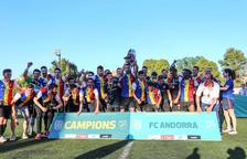 L'FC Andorra s'enfrontarà al Andratx a la prèvia de la Copa del Rei