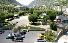 Imatge de l'actual Prat Gran d'Encamp.