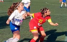 L'Enfaf derrota el Levante Las Planas i segueix invicte (2-1)