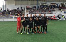 L'FC Andorra empata a Oriola i ja no és líder (1 a 1)