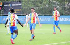 Bover, baixa a l'FC Andorra per una fractura de costella