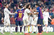El Barça-Reial Madrid es jugarà el 18 de desembre
