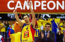 Jordi Trias, un dels artífexs del darrer ascens del MoraBanc a l'ACB, anuncia que deixa el bàsquet