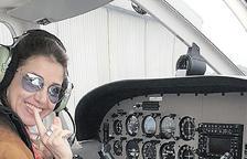 Atrapada per la idea de volar des que era una nena