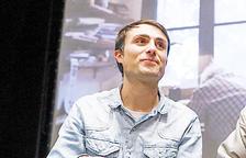 El Director del Festival Ull-Nu, Hèctor Mas