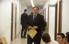 Parramon és inhabilitat pel Col·legi d'Advocats