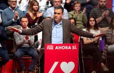 """Sánchez apel·la a """"trencar el mur del bloqueig"""" perquè el país avanci"""
