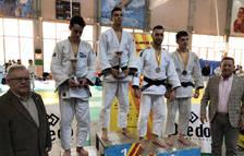 L'equip de la federació obté un or i tres bronzes a Barcelona