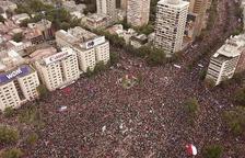 Les protestes tomben les cimeres internacionals previstes a Xile