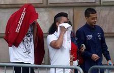Condemnen 'La Manada' de Manresa per abús i no per agressió sexual