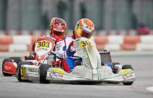 Àlex Machado acaba tercer al Troffeo delle Industrie i a l'X30 Trophy