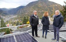 Primera llar que té plaques fotovoltaiques d'autoconsum