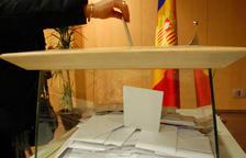 El Govern està obert a una reforma de la llei electoral