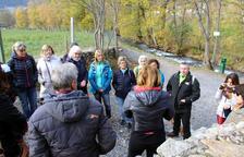 Ordino estudia si integra la ruta pels molins fariners en el catàleg turístic de la parròquia