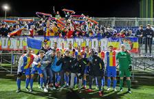 L'FC Andorra s'enfrontarà a un Primera Divisió a la Copa del Rei (3-0)