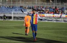 L'Andorra supera l'Ebro amb patiment (2-1)