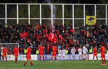 Andorra acaba una fase històrica (0-2)