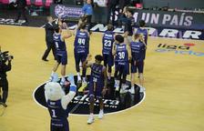 El MoraBanc Andorra ja pensa a tancar el 'top-16'