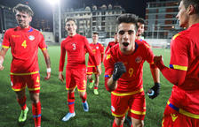 La sub-21 completa la setmana fantàstica guanyant Turquia (2-0)
