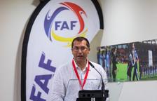 La FAF ofereix a David Rodrigo ser el nou secretari general de l'entitat