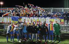 L'FC Andorra rebrà el Leganés el dijous 19 de desembre