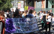 Un moment de la manifestació de l'any passat.