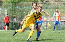 Rai serà la principal novetat de l'FC Andorra a Cornellà