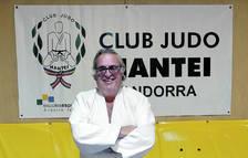 Un cinturó negre de judo, de practicant a dirigent esportiu