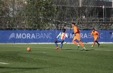 L'FC Andorra busca el segon triomf seguit contra el Cornellà