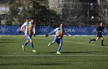 L'FC Andorra perd 12 partits després