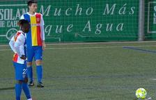 L'FC Andorra trenca la ratxa de 12 partits sense perdre (2-0)