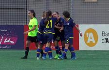 L'Enfaf s'endú la victòria al camp del Pardinyes B després d'un partit d'infart resolt al tram final (2-3)