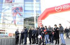 Inici del compte enrere per a la nova Comapedrosa Andorra