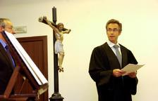 Recusació del magistrat andorrà al Tribunal de Drets Humans