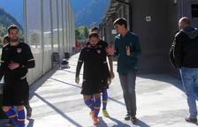 L'FC Andorra homenatjarà Emili Vicente