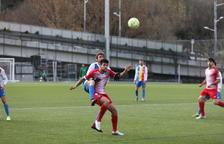 Un gol de Forgas dona la victòria a l'FC Andorra